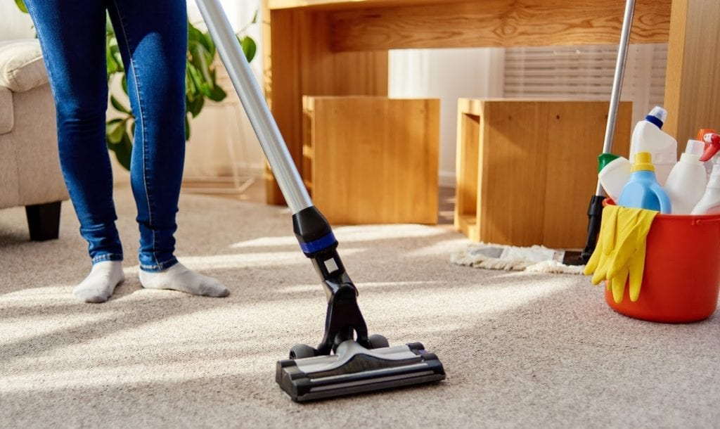 Does Vacuuming Count As Carpet Cleaning?
