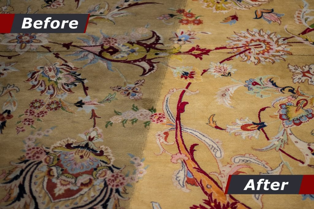 Raleigh Rug Cleaning Services