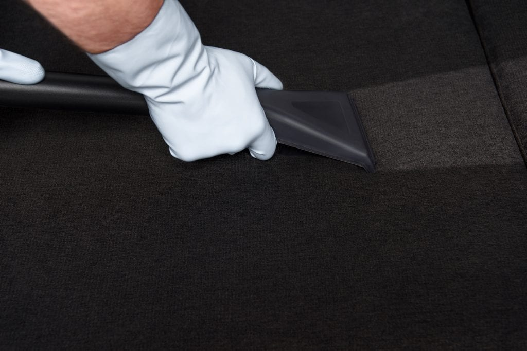 Upholstery Cleaning In Raleigh