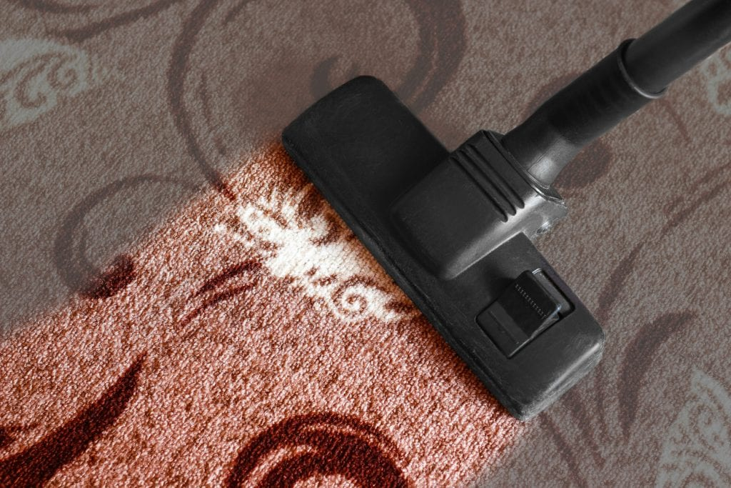 What Is Encapsulation Carpet Cleaning?